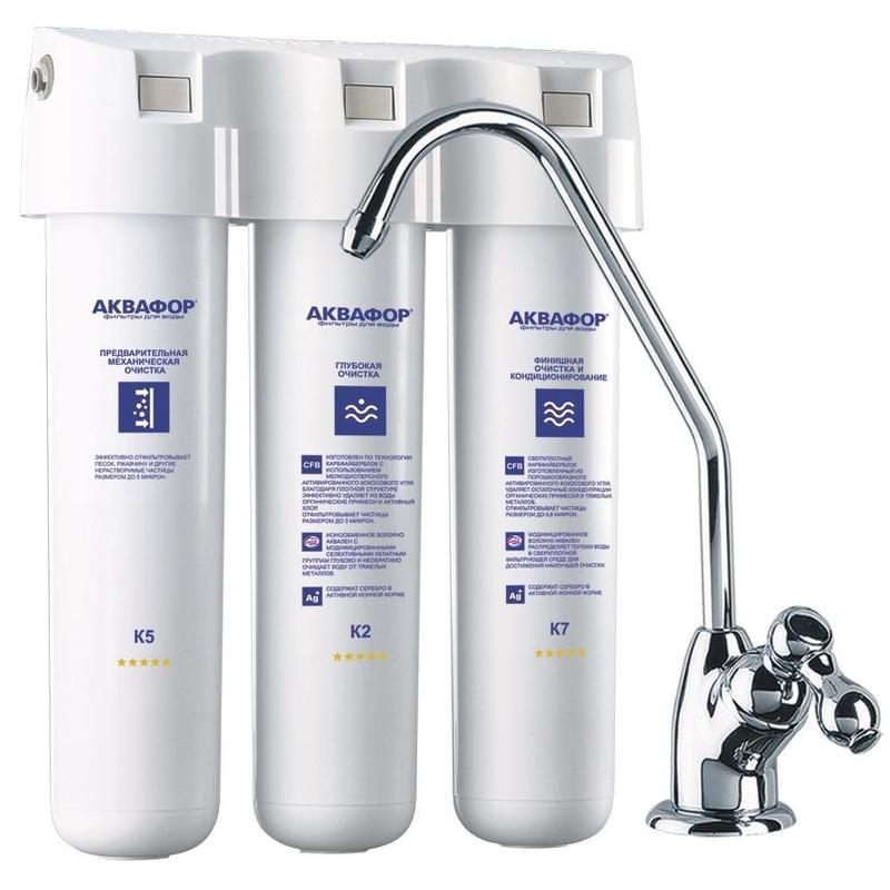 купить фильтры для воды аквафор кристалл